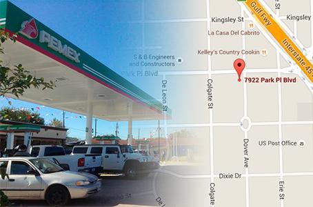 Pemex abre sus primera gasolinera en Houston. (Cortesía)
