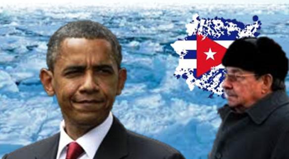 A pesar del deshielo, Cuba sigue congelada