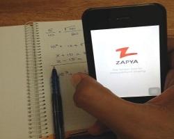 Zapya, ¿la aplicación de la victoria? (foto del autor)