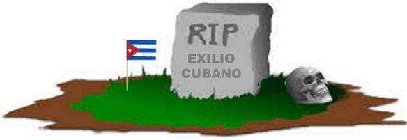 La muerte del exilio cubano