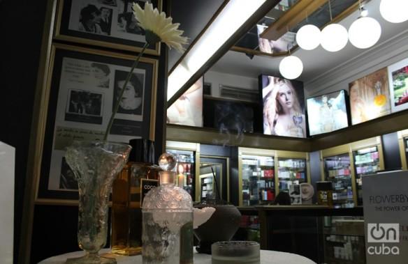 Coco Chanel tiene su altar en Cuba