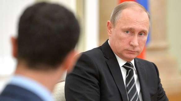 Por qué Siria es tan importante para Rusia y VladimirPutin