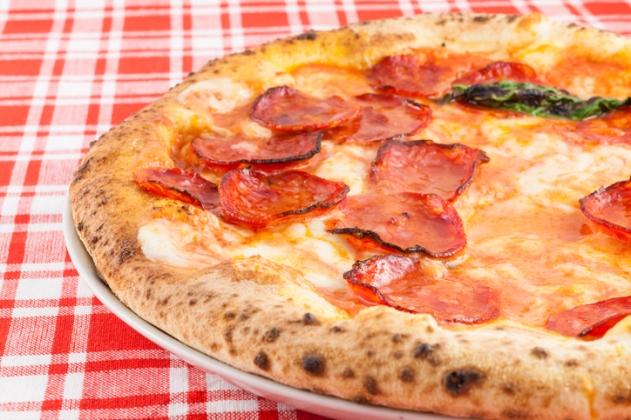Real Italian Pizza Diavola