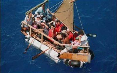 Balseros cubanos: un ciclo que llegó a su fin
