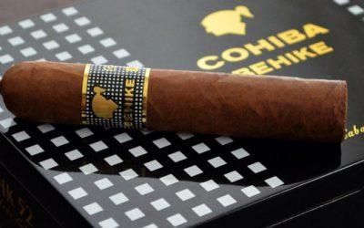 Tabaco cubano Cohíba líder en venta en Centroamérica