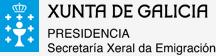 Secretaría Xeral da Emigración - Inicio